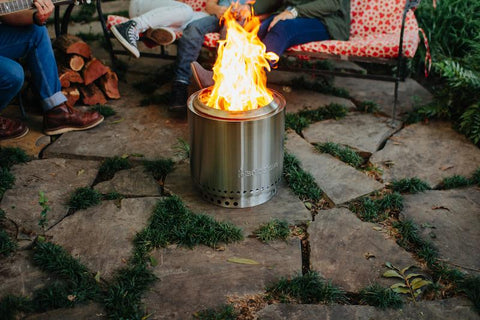 Solo Stove Ranger Compact Firepit - Survival Gear Systems