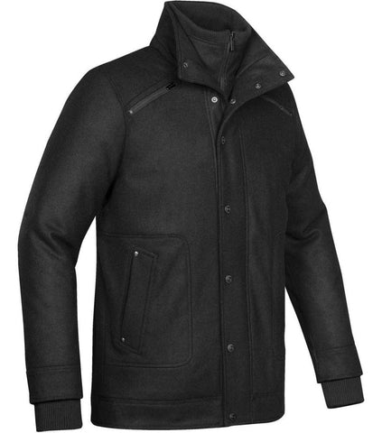 Image of Stormtech Men's QUARTERDECK Wool COAT - RCW-1 - Survival Gear Systems