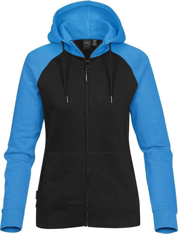 Image of Stormtech Women's OMEGA TWO-TONE ZIP Hoody - CFZ-5W - Survival Gear Systems