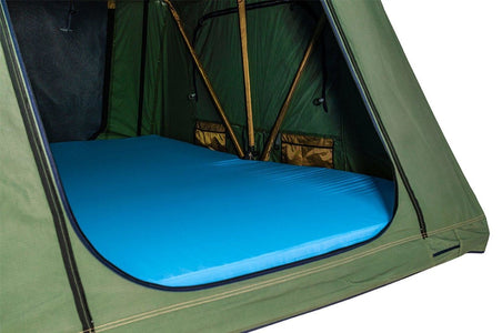 Tepui Luxury Latex Topped High Density Foam Mattress - Survival Gear Systems