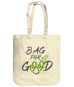 Earth Aware Organic Cotton Spring Tote - Natural- 2B Lady