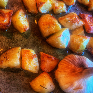 Duck Fat Roast Potatoes