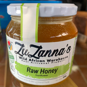 Raw Honey - SunFlower 300g