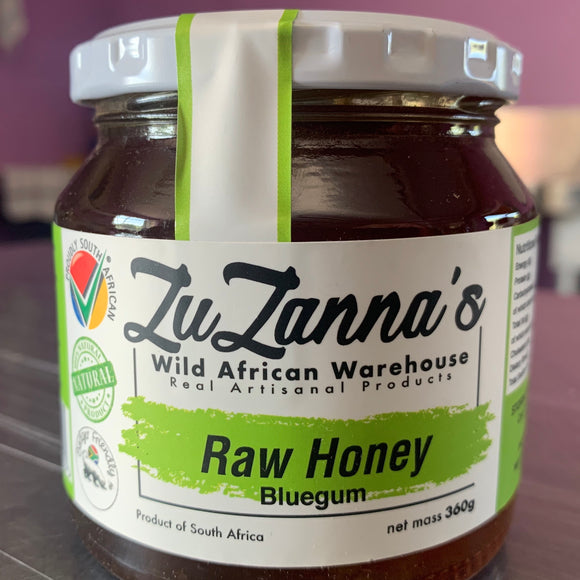 Raw Honey - Bluegum 300g