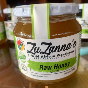 Litchi Raw Honey