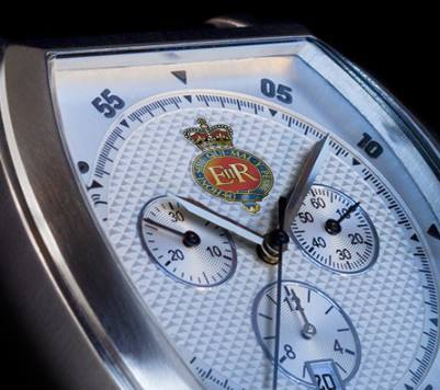 British Armed Forces Regimental Watches