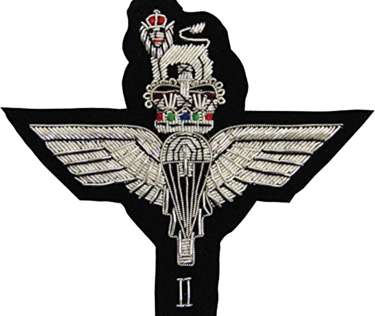 regimental blazer badges