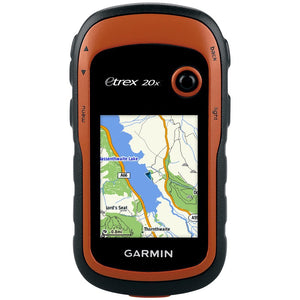 Garmin eTrex 20x Outdoor Handheld GPS