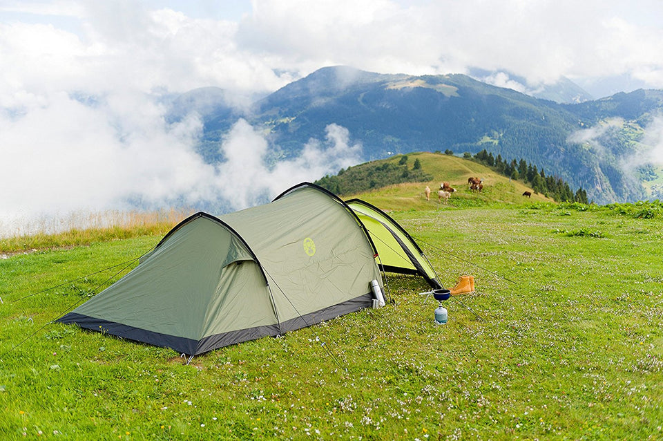 Coleman Caucasus Outdoor Backpacking Tent
