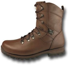 Altberg TABBING Boot - MoD Brown Military Boots