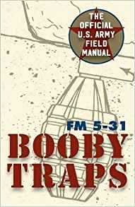 U.S. Army Guide to Boobytraps Paperback