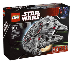 MILLENNIUM FALCON LEGO ULTIMATE COLLECTORS MODEL