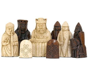 The Isle Of Lewis Chessmen The Official Set