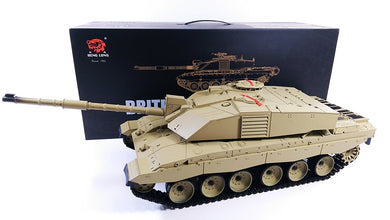 Challenger 2 Remote Control Tank