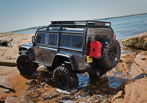 Land Rover Defender 110 TRX-4 Remote Control Vehicle