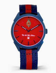 THE BLUES AND ROYALS PASSION WATCH