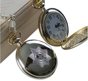 Coldstream Guards Pocket Watch Gift Set