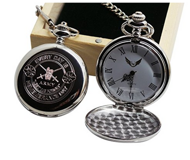British Army Pocket Watch
