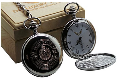 Royal Engineers Pocket Watch