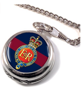 Household Cavalry Full Hunter Pocket Watch