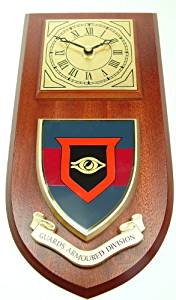 Guards Armoured Division Mess Wall Clock