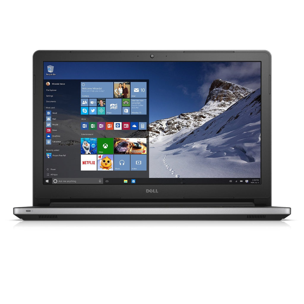 "Laptop Dell Inspiron 15 5000 Series Intel Core I5 Ram 8Gb 1Tb 15.6"" Silver"