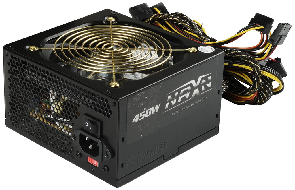 Enermax NAXN 450W ATX12V Power Supply Power Supply ENP450AST