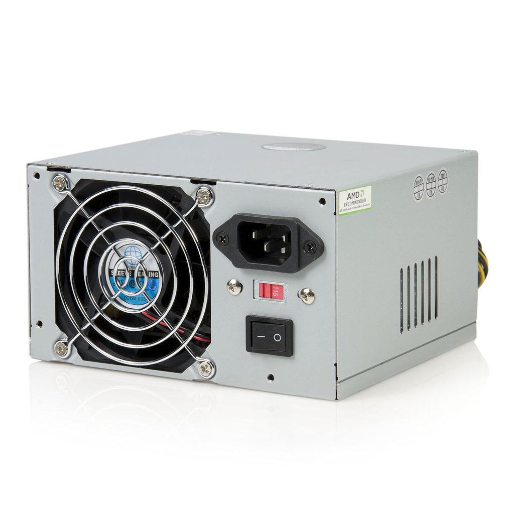 StarTech.com 350 Watt ATX12V 2.01 Computer PC Power Supply w/ 20 & 24 Pin Connector - ATX2POWER350