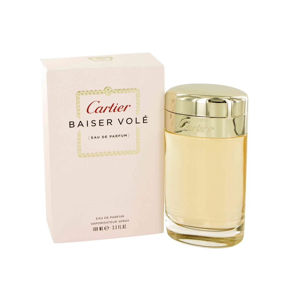 Baiser Vole Cartier Eau De Parfum Spray 100ml/3.3oz Para Mujer