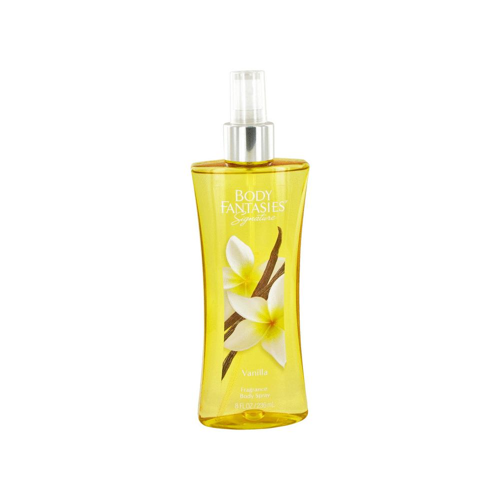 Body Fantasies Signature Vanilla Fantasy de Parfums De Coeur Body Spray 236ml/8oz para Mujer
