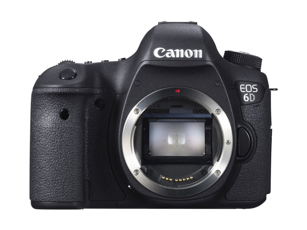 "Canon EOS 6D 20.2 Megapixel Digital SLR Camera (Body Only) - 3"" LCD - 5472 x 3648 Image - 1920 x 1080 Video - HDMI - PictBridge - HD Movie Mode - 8035B002"