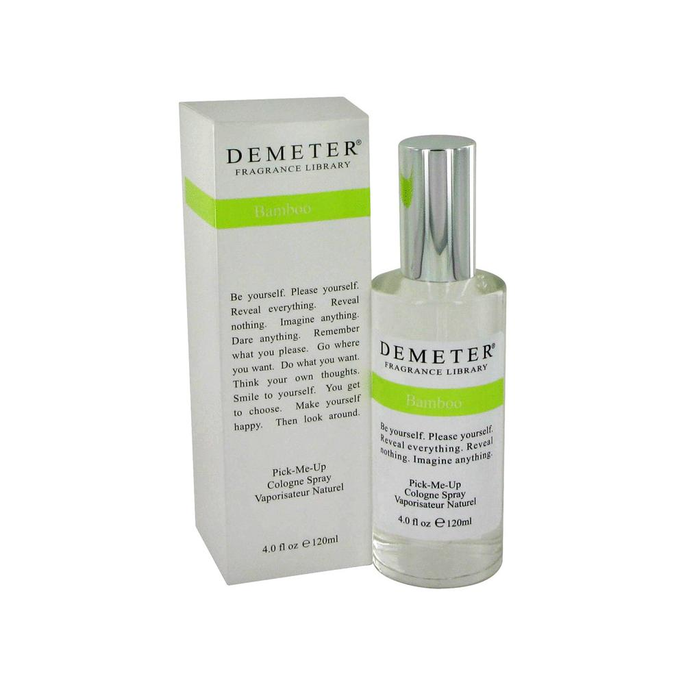 Bamboo de Demeter Cologne Spray 120ml/4oz Para Mujer
