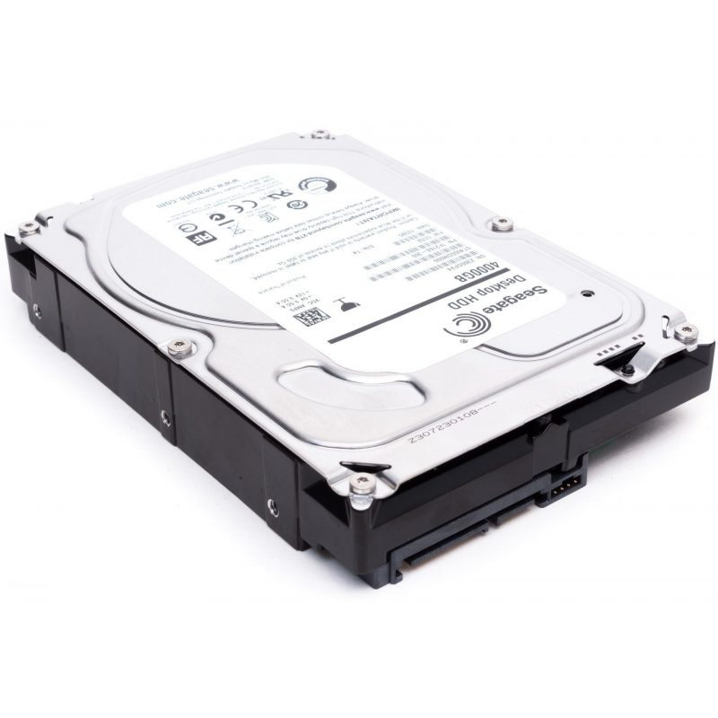 Disco Duro Interno Seagate Barracuda 3.5, ST4000DM000, 4 TB, SATA III, Remanufacturado