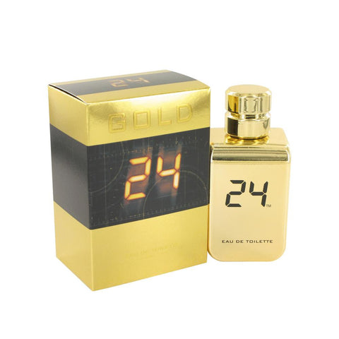 24 Gold The Fragrance Jack Bauer de ScentStory Eau De Toilette Spray 100ml/3.4oz para Hombre