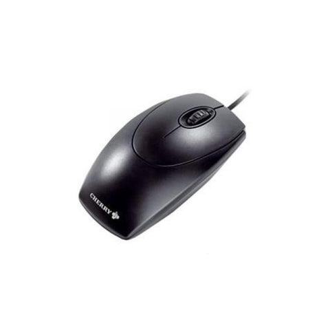 Optical Mouse With Scroll Wheel Ps2Usb Business Std Design Black