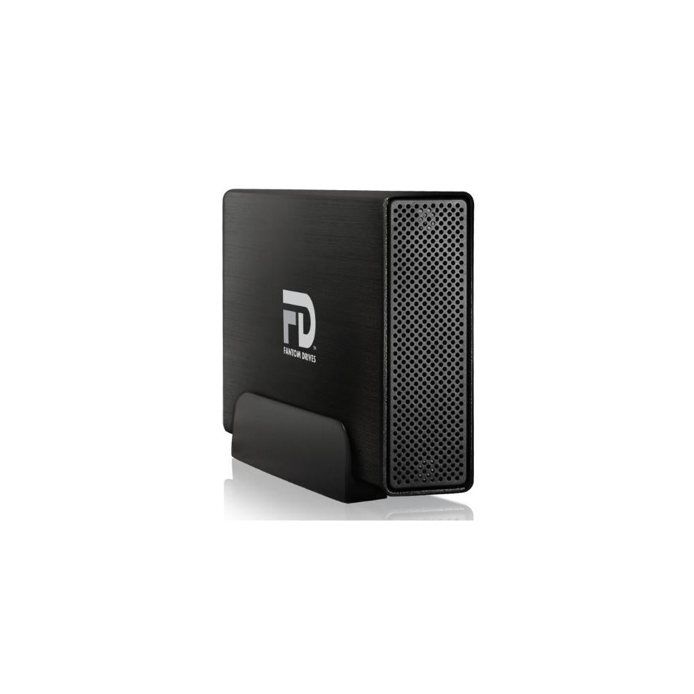 Disco Duro Externo Fantom Drives Professional  GFP4000Q3, 4 TB, USB 3.0, eSATA