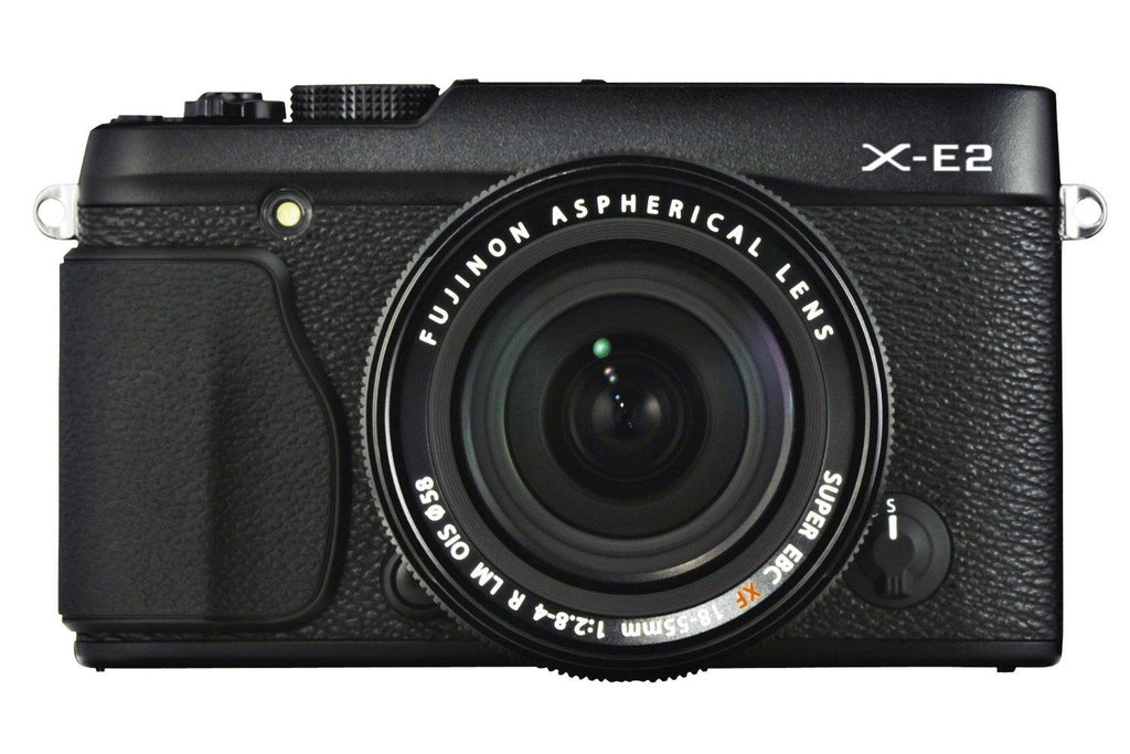 Fujifilm X-E2 16.3 MP Compact System Digital Camera with 3.0-Inch LCD and 18-55mm Lens (Black)