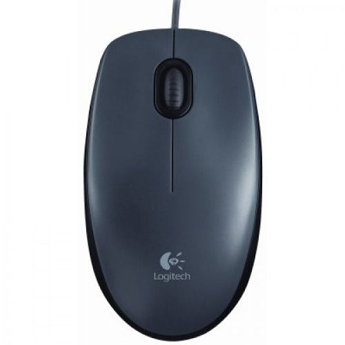 Mouse Optico Alambrico Logitech M90 Usb