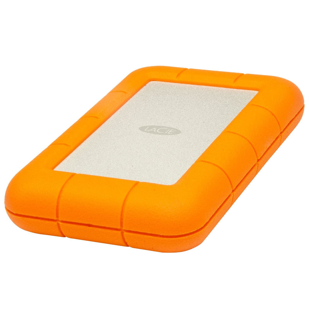 Disco Duro Externo Lacie Rugged Mini, 2TB, USB 3.0