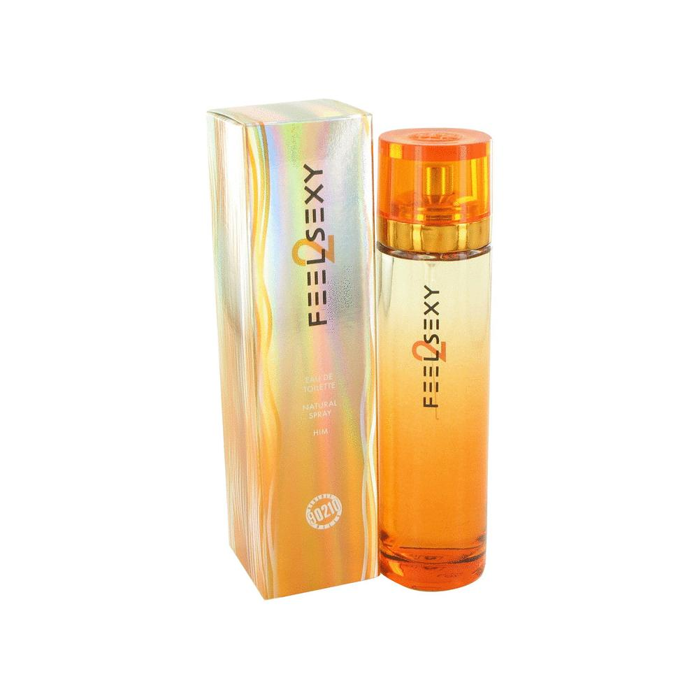 90210 Feel Sexy 2 de Torand Eau De Toilette Spray 100 ml/3.4 oz para Hombre