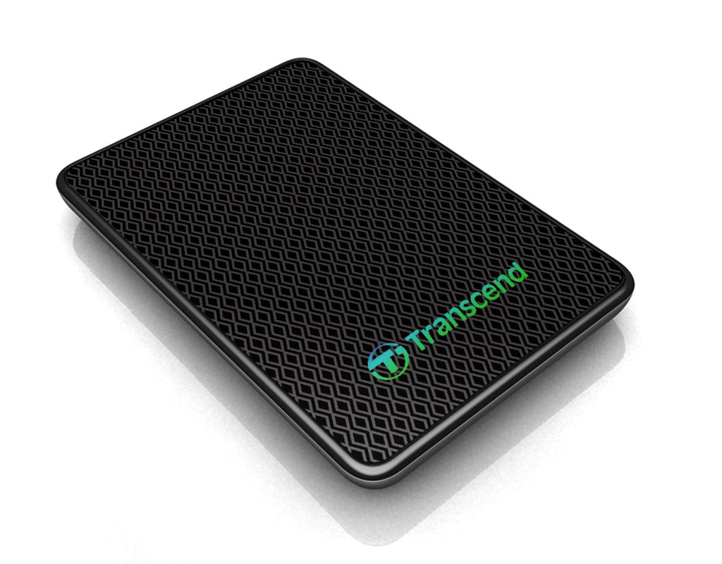 Transcend 512 GB 2.5-Inch USB 3.0 External Solid State Drive TS512GESD400K