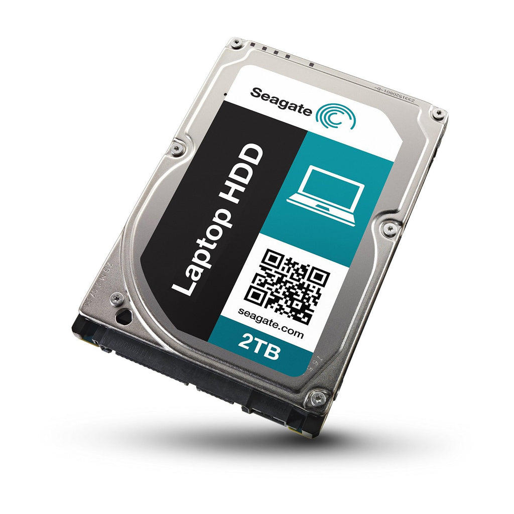 "Seagate Laptop HDD STBD2000102 - Hard drive - 2 TB - internal - 2.5"" - SATA 6Gb/s - 5400 rpm"