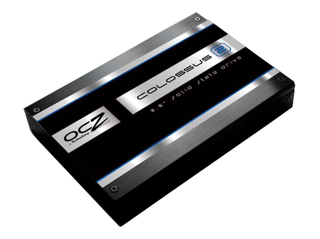Disco Estado Solido OCZ Colossus 2, 460GB, SATA III, 3.5""