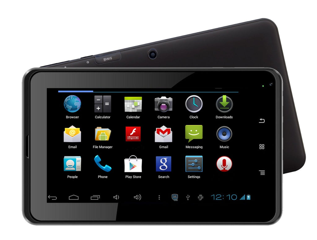 "Tablet Supersonic SC79BL 7"" 8GB 1GB RAM Android 4.0"
