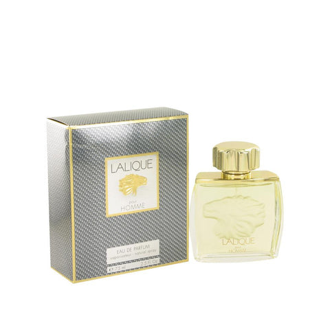 LALIQUE by Lalique Eau De Parfum Spray (LIon Head) 75ml/2.5oz Para Hombre