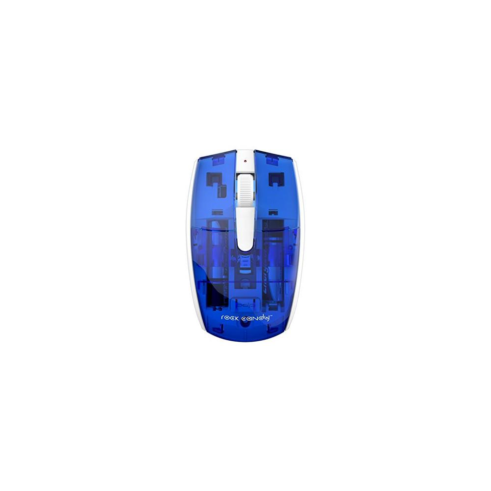 Pdp Rock Candy Wireless Mouse Blueberry Boom 904002Nabl
