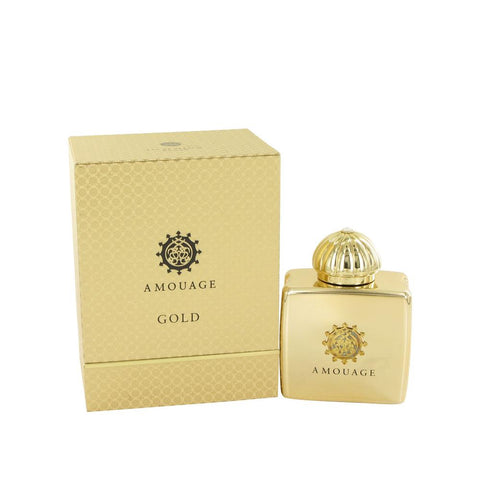Amouage Gold de Amouage Eau De Parfum Spray 100ml/3.4oz para Mujer