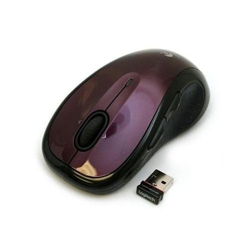 Logitech Wireless Mouse M510 Red 910004554