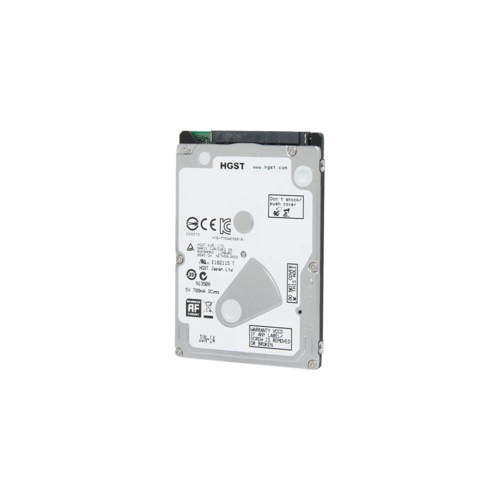 "Hitachi HGST 0J38065 500GB 2.5"" 5400 SATA III 7.0mm HDD Hard Drive"