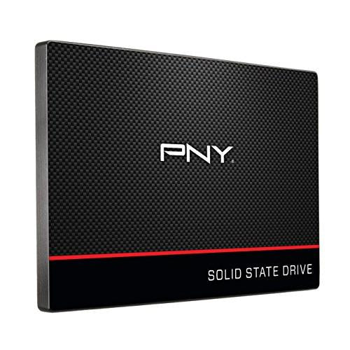 "PNY CS1311 480 GB 2.5"" Internal Solid State Drive - SATA - 550 MB/s Maximum Read Transfer Rate - 520 MB/s Maximum Write Transfer Rate - SSD7CS1311-480-RB"